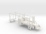 MOW Rail Truck For A Four Door Cab 1-87 HO Scale