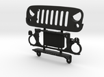 AJ30002 EVIL eye grill & mount