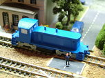 EMD SW1500 Locomotive - Zscale