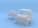 1/87 Ford L900 truck cab with interior
