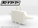 RS10003 Ripp Intercooler JK - WHITE