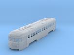 N Scale 1:160 Double-End PCC Red Arrow Trolley Bod
