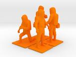 Hazmat Team 1, Multiple Scales