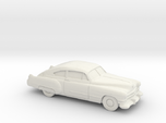 1/87 1949-52 Cadillac Series 62 Fastback