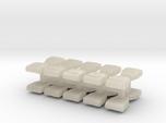 15mm Futuristic Hardshell Rucksacks (20pcs)