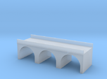 (1:450) Triple Arch Double Track 60mm Bridge