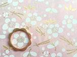 Flower Power Ring ML 18mm