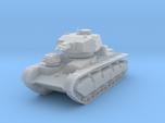 PV111C Pzkw NbFz VI w/separate MG turrets (1/100)