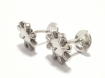 Radial Engine Cufflinks
