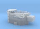 1/600 HMS Ajax Bridge Upgrade (With Hatches)