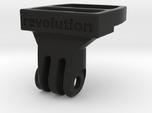 Fizik ICS / GoPro Adapter (compact)