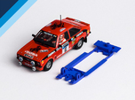 1/32 SCX Ford Escort RS1800 Chassis Slot.it pod