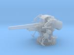 1/72 USN 5 inch 25 Cal. GUN MOUNT MARK 40