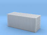 1/72 scale 20 ft Shipping Container ISO