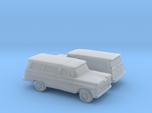 1/160 2X 1960-61  Chevrolet Suburban