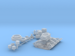 13p5 Scale GT 40 Parts Small