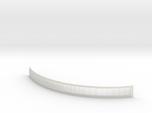 DeAgo Millennium Falcon Engine Grill fins curve