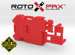 AJ10012 RotopaX 2 Gallon Fuel Pack - RED