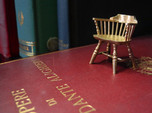 1:24 Low Back Windsor Chair