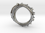 Rose Thorn Ring - Sz. 5
