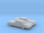 1/160 2X 1973 Chevrolet Impala Sedan