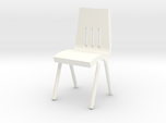 Miniature 1:48 School Chair
