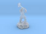 Dwarf Fighter With Warhammer