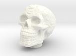 Skull Chuff Cap