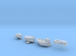 1:350 Scale USS Nimitz 1984-1991 Update Set