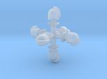 Dampflok Glocke (6x 1,6)