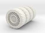46mm airless tires
