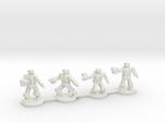 Bullsnake Battle Armor Squad