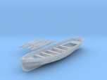 Best Detail 1/48  IJN 9m Cutter w. Paddels