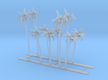 Palm Trees Z Scale
