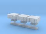 1:350 Scale Mk 25 BMPDS Sea Sparrow Launchers (Fla