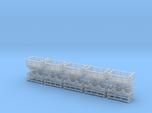 009 Dinorwic wooden slate wagon 10 pack