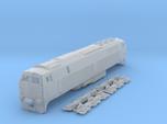 N Scale MZ III locomotive ex-DSB