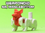 Sir Missilebottom (Corgi) Transforming Weaponoid