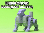 Dobergun Blitzer Transforming Weaponoid Kit (5mm)