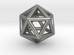 0601 Icosahedron E (a=10mm) #001