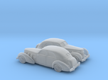 1/160 2X 1935 Cord 812 Sedan
