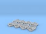1/2256 Revell Venator Turret Bays