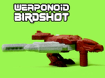 Birdshot (Falcon/Eagle) Transforming Weaponoid Kit