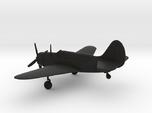 Curtiss SB2C Helldiver airplane