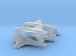 Viper Mk VII Wing (Battlestar Galactica), 1/200