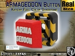 Full Color Button of ARMAGEDDON