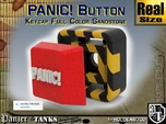 Full Color Button of Panic