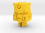 Hubcap Head for Titans Returns Bumblebee