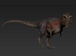 Daspletosaurus for JNASPHALT (Medium/ Large size)