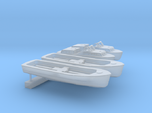 1:350 Scale Supercarrier Boat Set